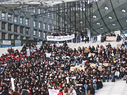 compte manifestants des autres pays européens