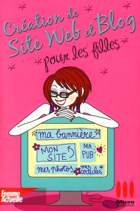 Création de site web et blog pour les filles