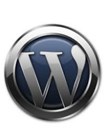 logo CMS wordpress