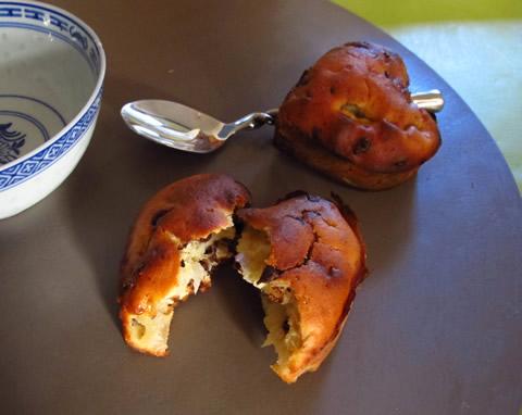 les muffinf de papa