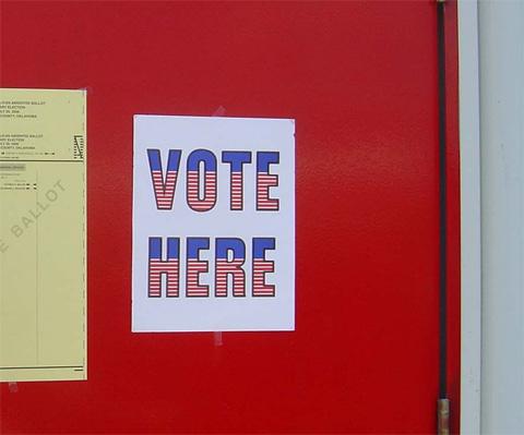 voter pour un blog
