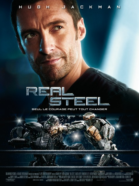 Real Steel affiche