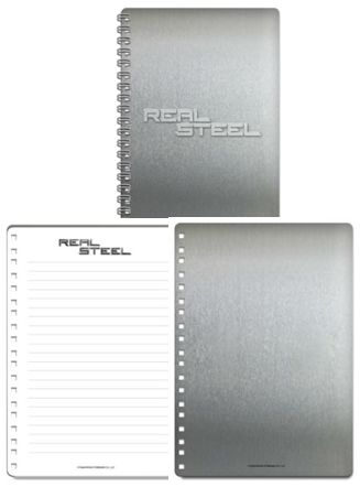 Carnet de note Real Steel