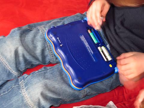 tablette éducative Storio de Vtech