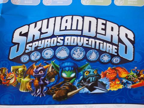 skylanders spry adventure