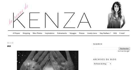blog la revue de kenza