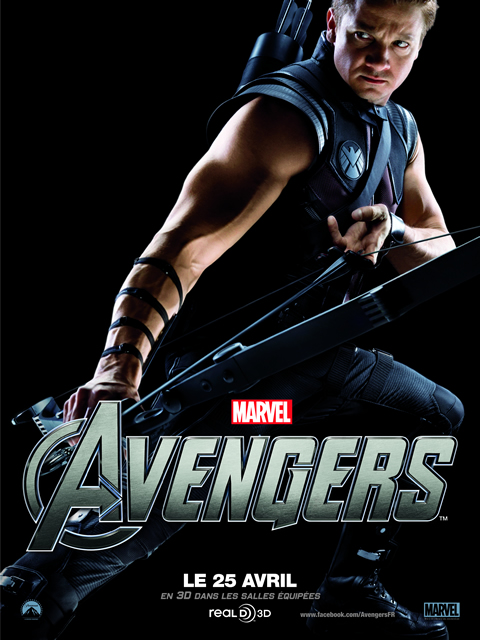 The Avengers, Avril 2012 : OEIL DE FAUCON