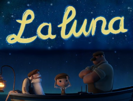 film d'animation la luna