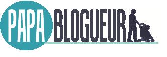 logo papa blogueur
