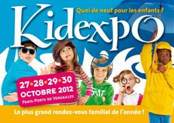 KIDEXPO 2012 Paris