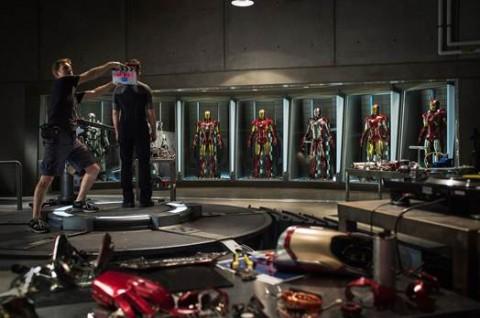 première image iron man 3