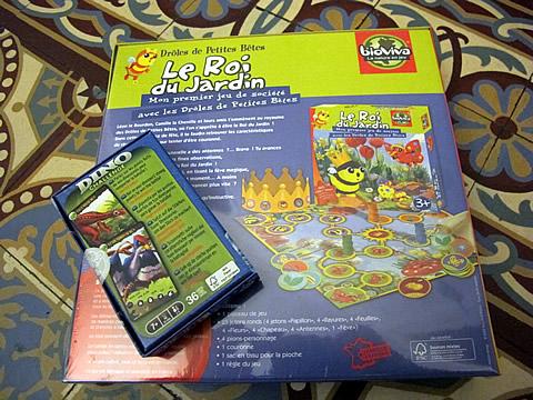 jeux pour enfants bioviva