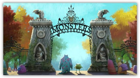 monstres académie