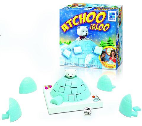 Megableu Atchoo Igloo - jouets de noël 2012