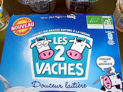 douceur laitiere les 2 vaches