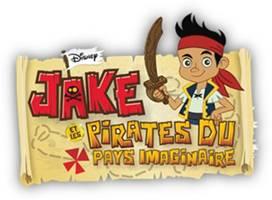 coloriage Jake et les Pirates du Pays Imaginaire