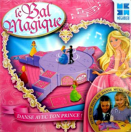 le-bal-magique - jouets de noël 2012