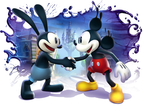 Mickey-et-Oswald