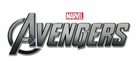coloriage AVENGERS - logo disney avengers