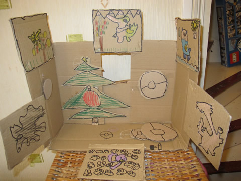 arene pokemon carton