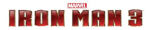 logo iron man 3 le film