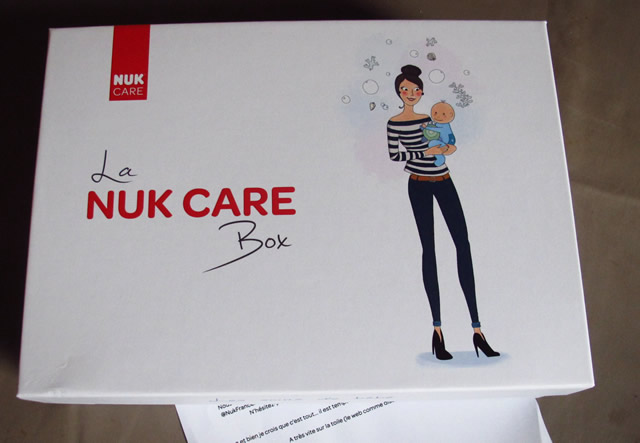 nuk care box