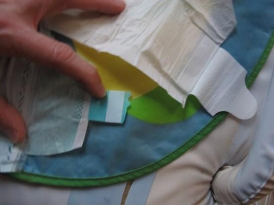 comparaison couche pampers et couche pommette