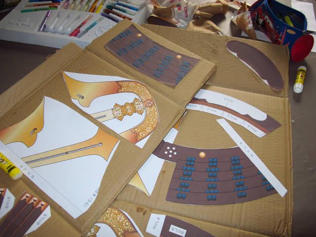 fabriquer-casque-samourai-carton
