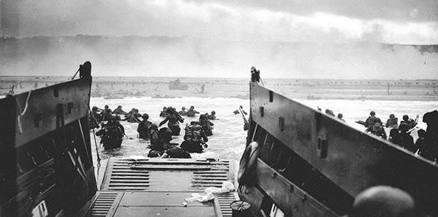 Débarquement 6 juin 1944