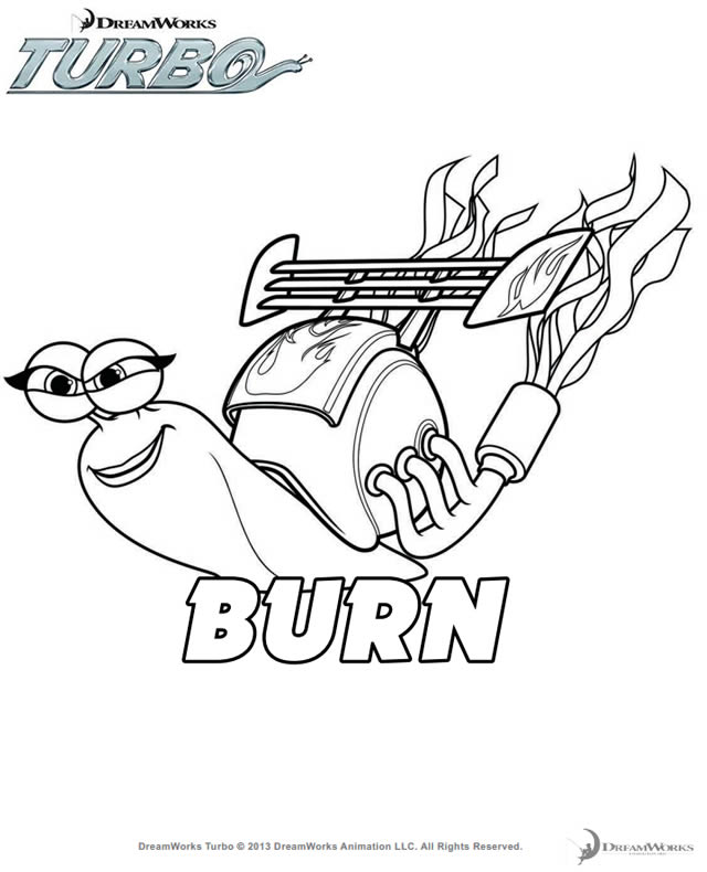 coloriage-burn-turbo-film