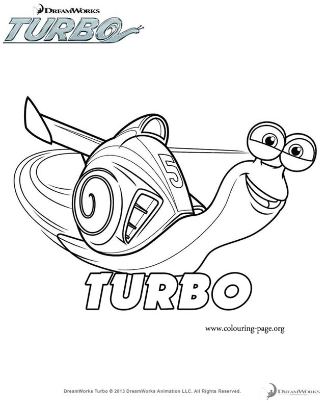 coloriage-turbo-dreamworks