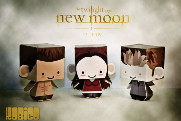 twilight-new-moon-papertoys