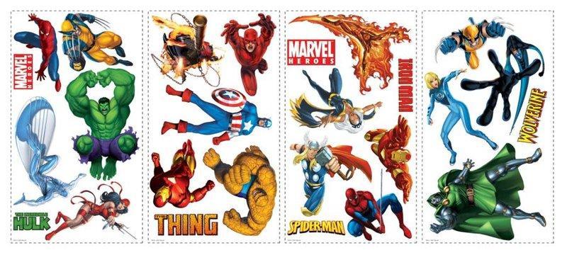 Wish list de no l sur fond de super h ros 8 id es de cadeaux - Liste de super heros femme ...