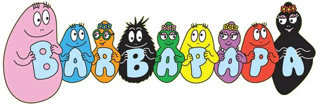 logo barbapapa