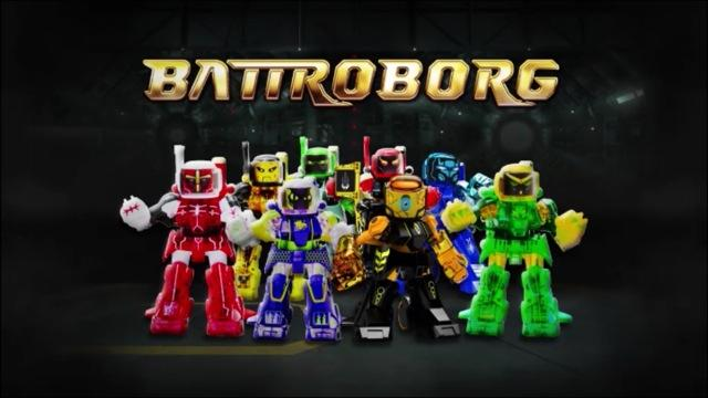 robot de combat battroborg