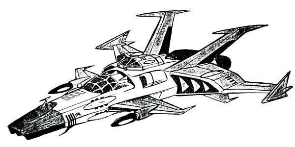 Coloriages A Imprimer Albator Le Corsaire De L Espace
