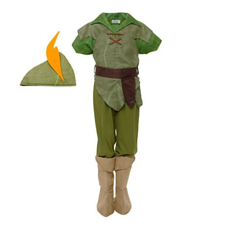 costume peter pan enfant mardi gras