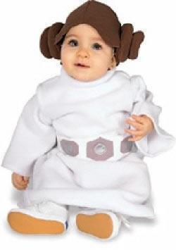 Déguisement Princesse Leia™ fille - 6 à 12 mois