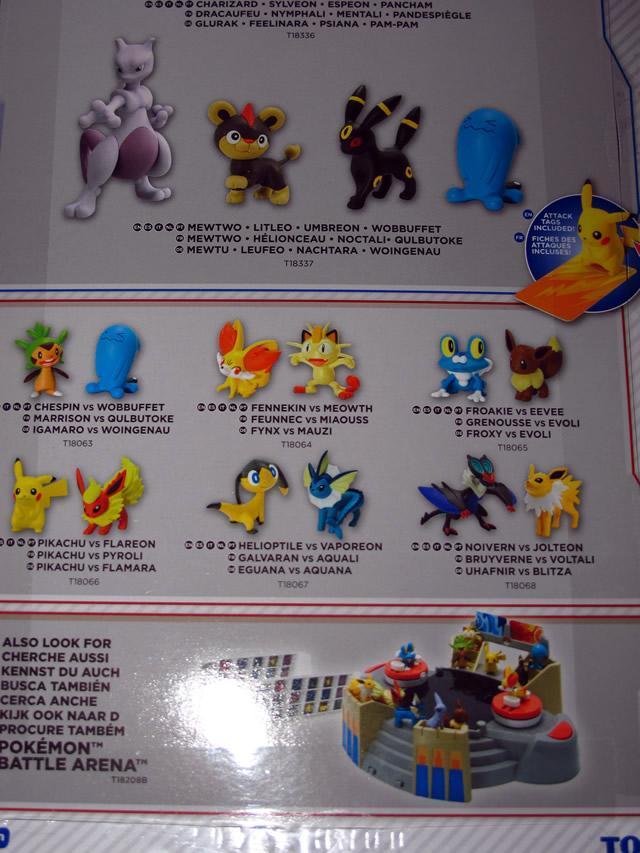 figurines-pokemon-x-y