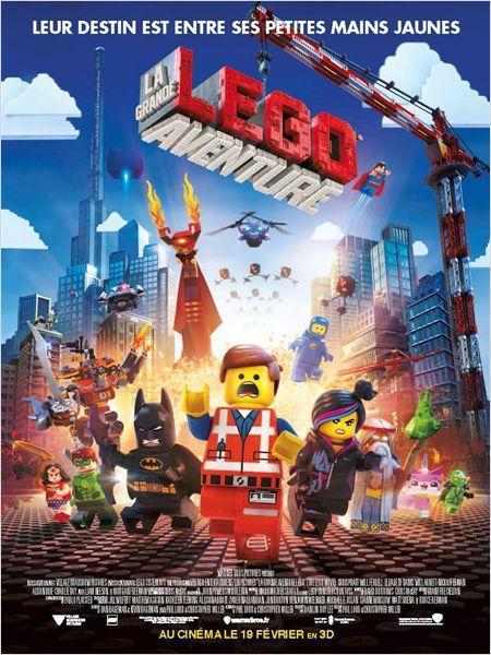 film LEGO 2014