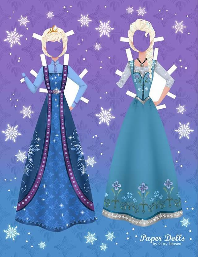 paper-dolls-reine-des-neiges
