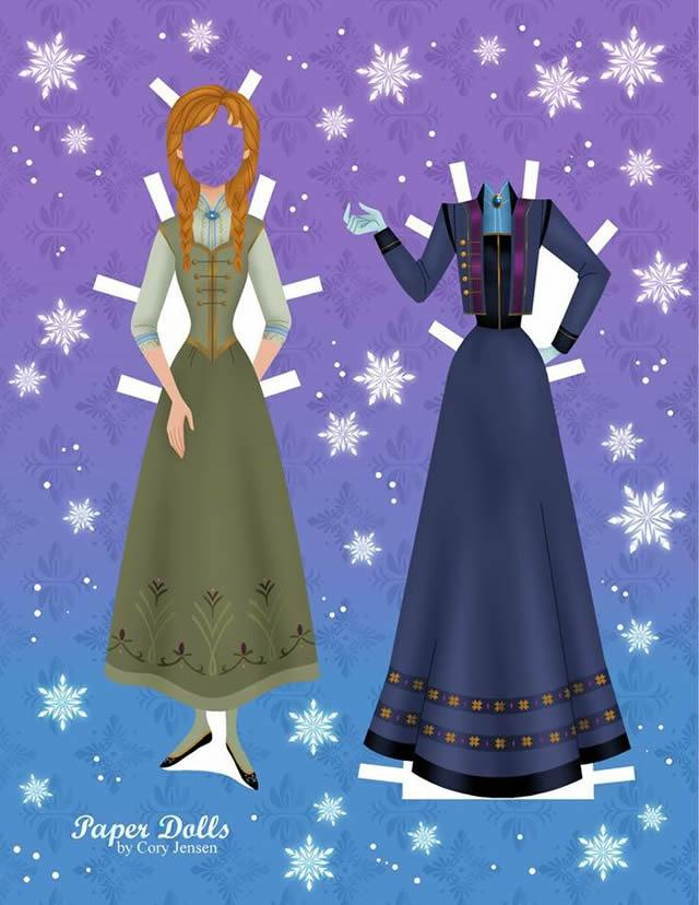 papercraft-dolls-frozen
