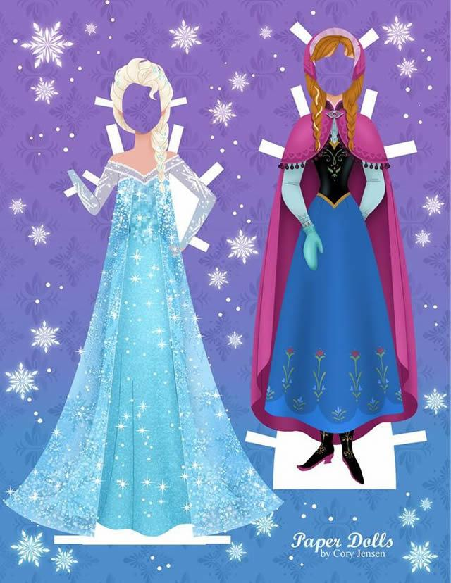 printable-frozen