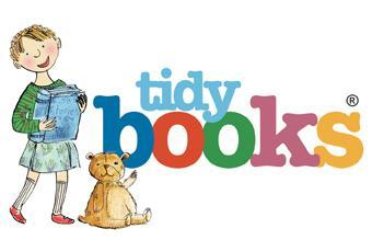 logo tidy book