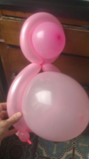 ballon à gonfler