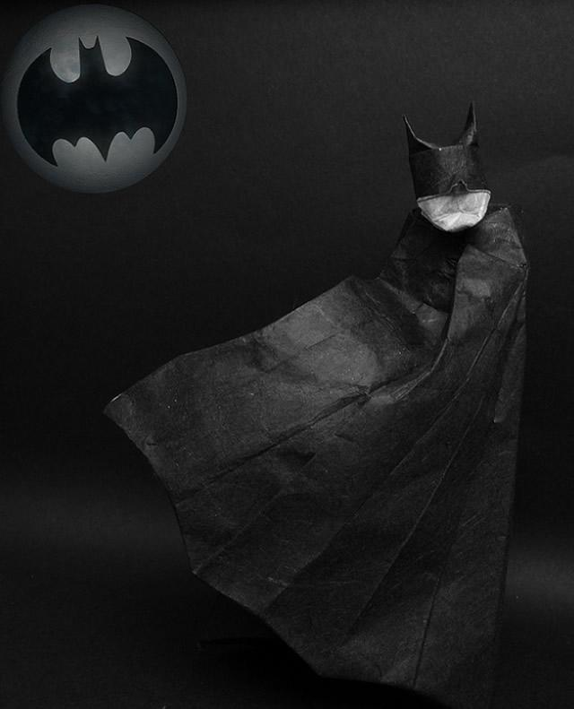 origami-batman