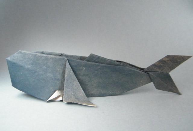 origami-baleine