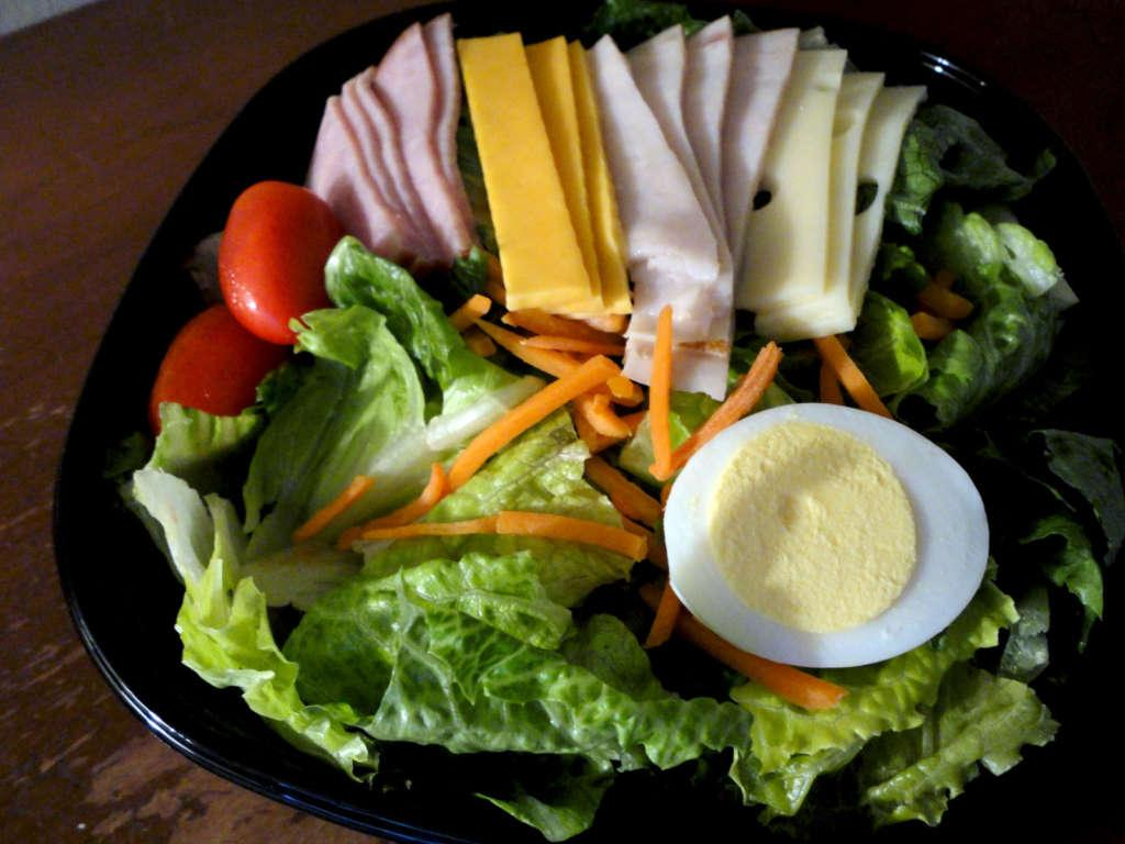 salade du chef weight watcher
