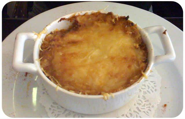 parmentier de poisson weight watcher