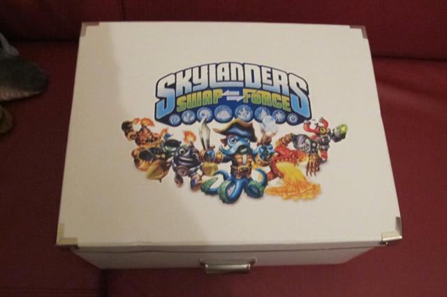 kit gouter anniversaire skylanders swap force